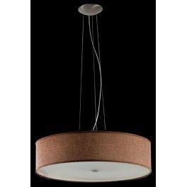 TONGA 47 67715 CZARNY Lampa wisząca nowoczesna Ramko