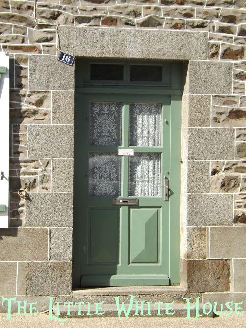 170 Best Cottage Front Doors Images On Pinterest Cottage Front