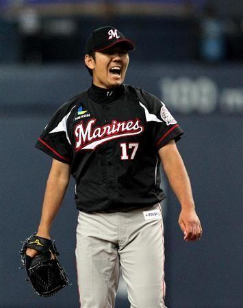 Yoshihisa Naruse (Chiba Lotte Marines)