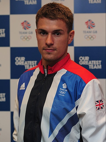 Aaron Ramsey GB football// let's move to GB!