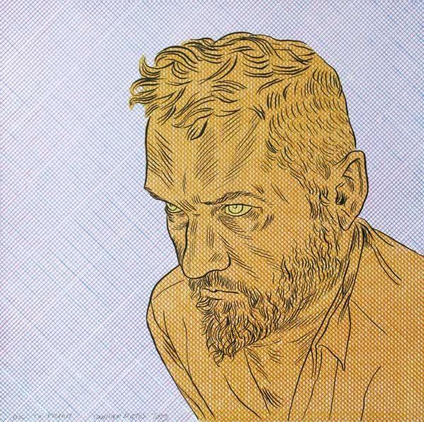 Conrad Botes - Self Portrait