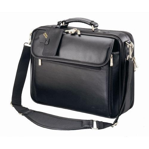 Black Leather Bag for Laptop assets4.pinimg.com