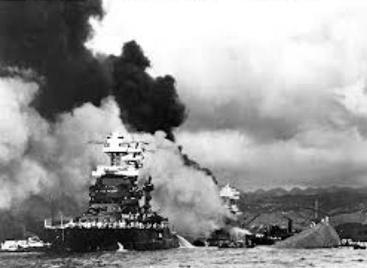 Pearl Harbor December 7, 1941