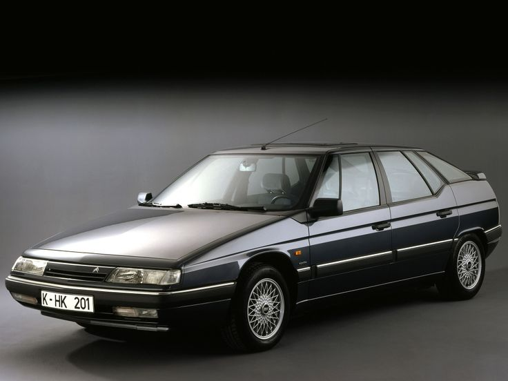 Citroën XM '1989–94