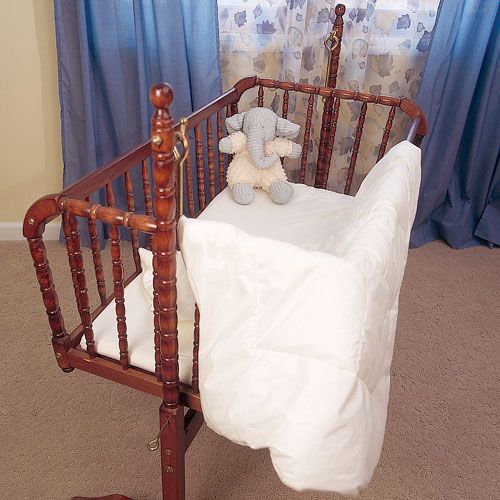Starlight Support Cradle and Bassinet Mattress from PoshTots. Only $33 Like us on facebook! http://www.facebook.com/chanceofshowersonline?ref=tn_tnmn