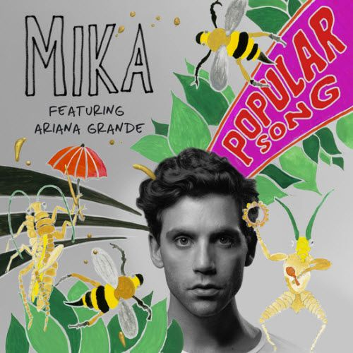 Mika's Popular Song features Ariana Grande