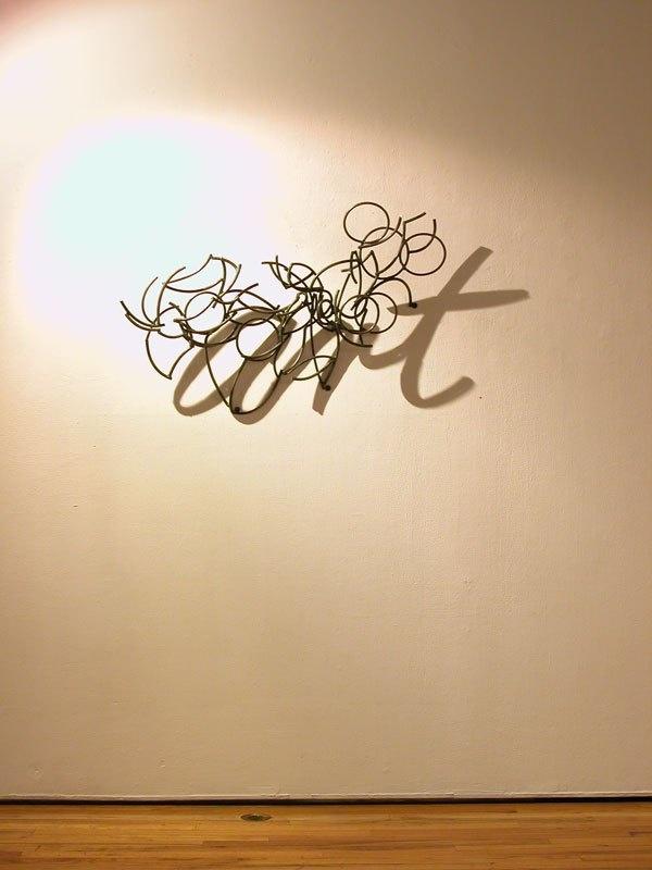 Shadow Sculptures Larry Kagan 3