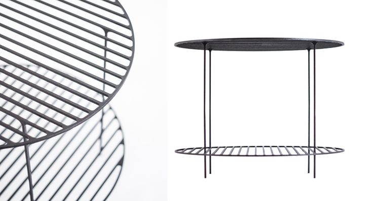 Ferro table by Vittorio Venezia #madeinsicily