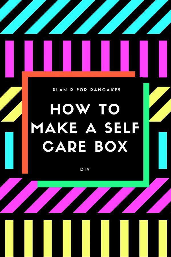For anyone who doesn't know, a self-care box is a box full of this that make you happy for you to use whenever you are having a really bad day and need some cheering up. There are lots of dif…