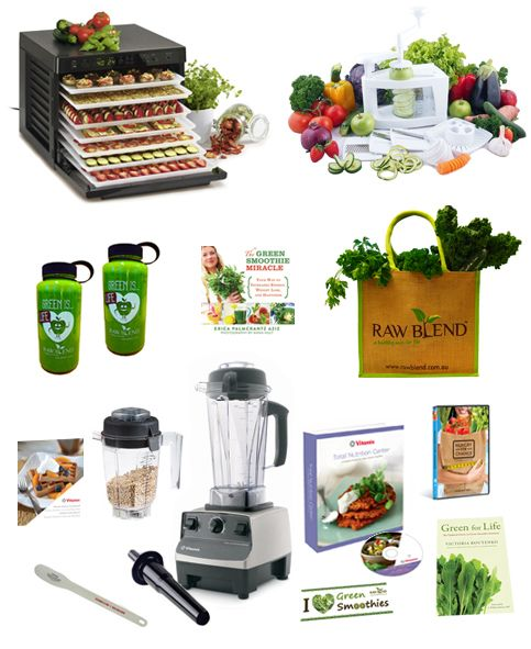 Raw Blend - Raw Blend Super Lifestyle Package, $1,595.00 (http://shop.rawblend.com.au/raw-blend-super-lifestyle-package/)