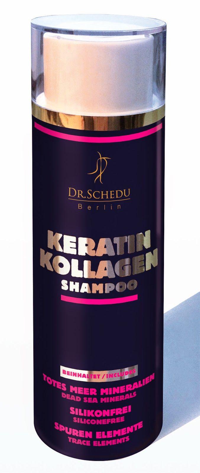 MilaLanusa´s Beauty and Fashion World: Dr. Schedu Kollagen Keratin Shampoo