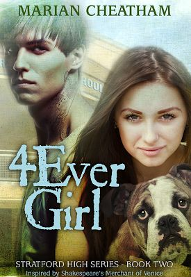 CBY'S Saturday Current Reads - 4Ever Girl by Marian Cheatham