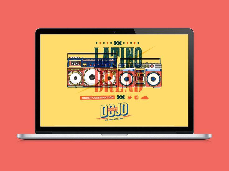YoyoDOJO Netlabel. Mixtape 01 Cover Design & Promo. Details: www.threz.com.ve