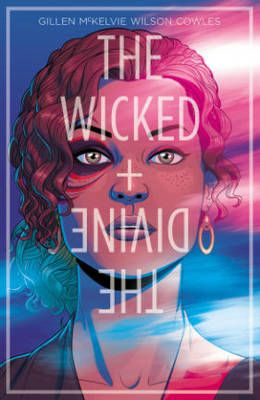 The Wicked + the Divine: Volume 1: The Faust Act (Paperback)