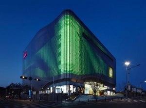Galleria Centercity- Cheonan, Corea Del Sud