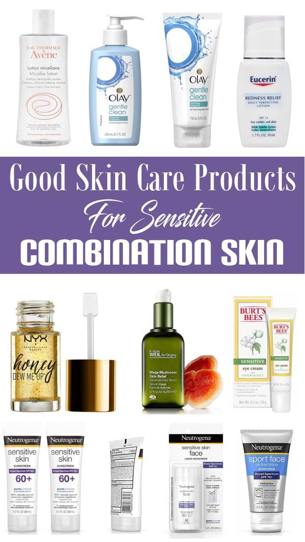 Top 10 Skin Care Products For Sensitive Skin In 2020 Face Products Skincare Sensitive Skin Care Recommended Skin Care Products
