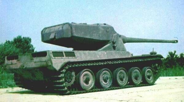 AMX 50-100