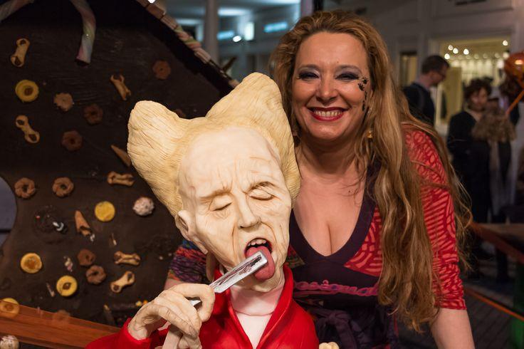 Barbara Perego Cake Design e la sua torta dedicata a Dracula di Coppola