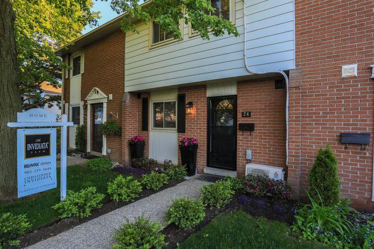 61 Sarah Lane #24, Oakville, Ontario