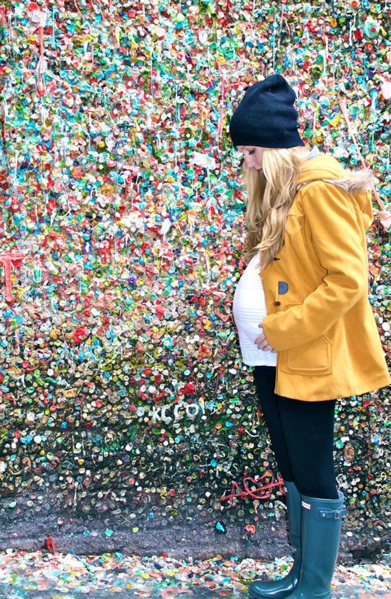 for some reason I really like this maternity shot! so colorful