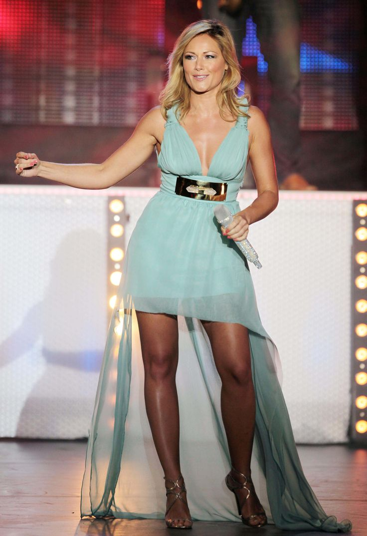 Good Morning Pretty Lady In German : Best helene fischer images on pinterest german stage