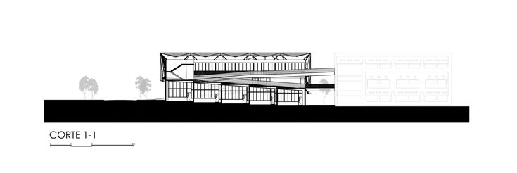 Image 24 of 32 from gallery of Physics Department Building / Marsino Arquitectura. Sección 1