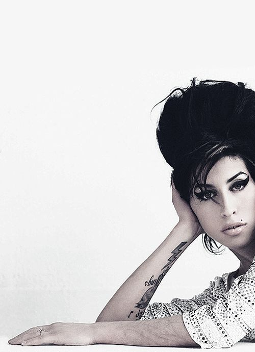 """Amy Winehouse, such a beautiful voice so unique it is a shame she died so young. Favorite song from her would have to be """"Im no good"""""""
