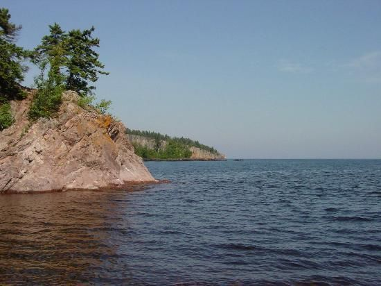 Photo of Gooseberry Falls State Park