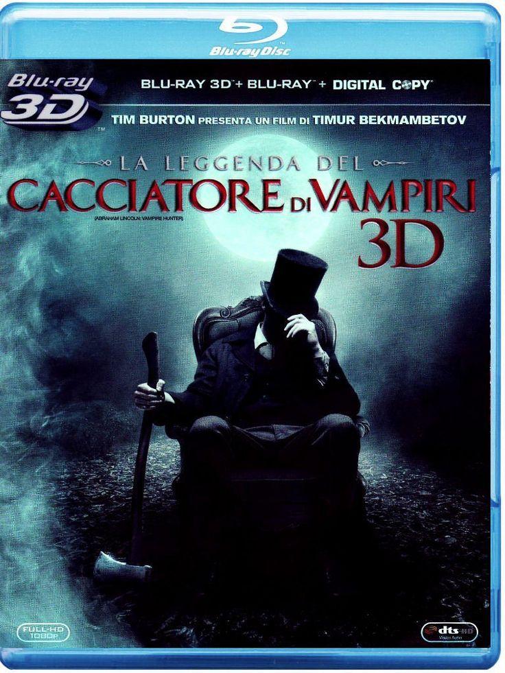 La leggenda del cacciatore di vampiri (versione 2D + 3D)