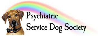 The Psychiatric Service Dog Society (PSDS) is a 501(c)3 nonprofit organization dedicated to responsible Psychiatric Service Dog (PSD) education, advocacy, research and training facilitation