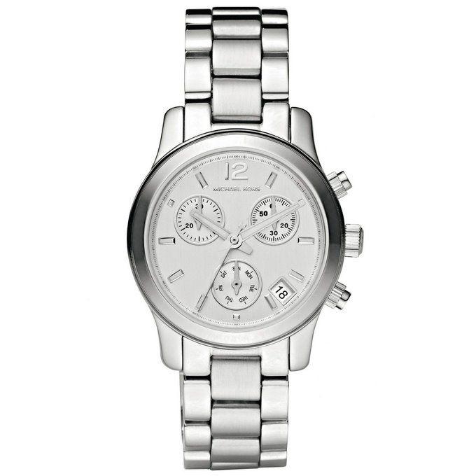 42847bdaa375 reloj michael kors stainless steel back water resistant