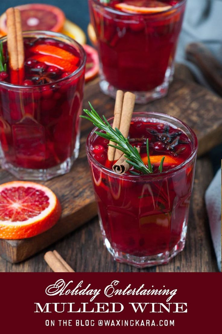 We Ve Heard From Friends And Family That This Mulled Wine Is A Big Hit Recipe Honey Recipes Mulled Wine Mulled Wine Glasses
