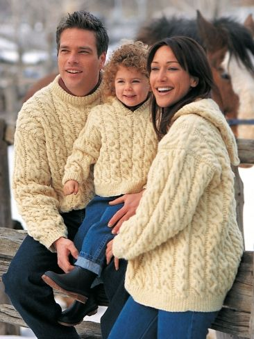 Family Cables | Yarn | Free Knitting Patterns | Crochet Patterns | Yarnspirations