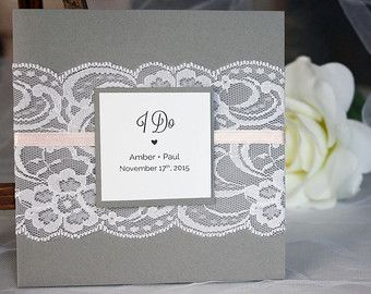 10% OFF  GEORGIA: Blush Lace Wedding by peachykeenevents on Etsy