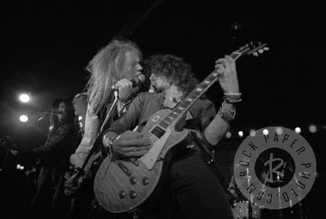 Guns N' Roses by Marc Canter