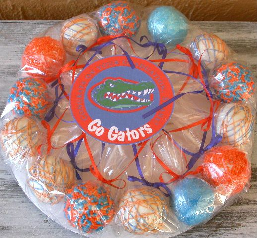 Dear @Nicole Murphy, one day I will finally make it to Fort Campbell and we will have a fabulous Gator party and make these fabulous cake pops!Birthday Cake Pops, Florida Gators, Bb Cake, Cake Ball, Fabulous Cake, Fl Gator, Gator Cake Pop, Cake Pop Cake, Cake Pops