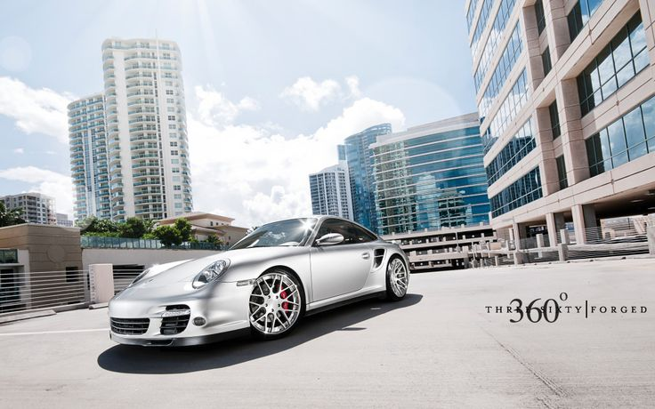 Wallpapers PORSCHE 997 TT ON FORGED CONCAVE