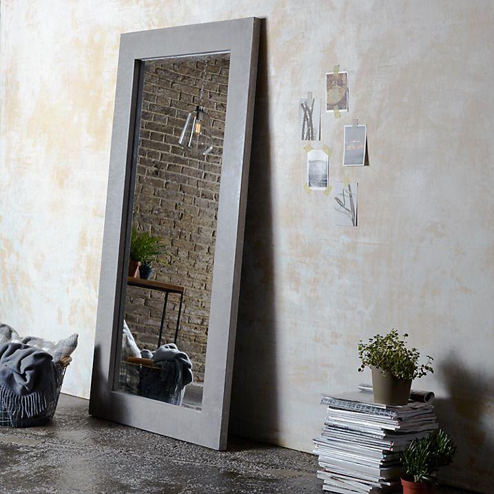 Buy John Lewis Concrete Mirror Range | John Lewis