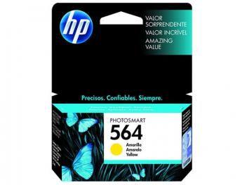 Cartucho de tinta HP Amarelo - CB320WL