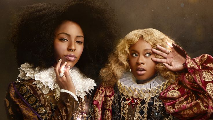 Learn more about the HBO special 2 Dope Queens