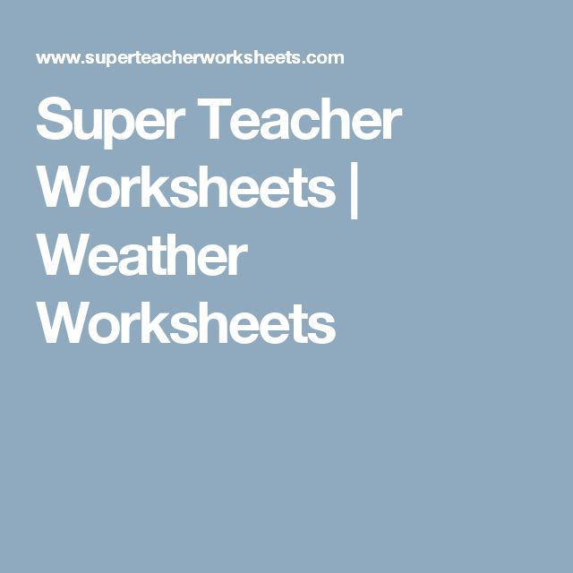 1000 ideas about weather worksheets on pinterest weather activities weather activities for. Black Bedroom Furniture Sets. Home Design Ideas