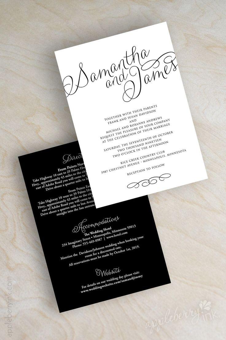 363 best Wedding   Invitations & Paper images on Pinterest ...