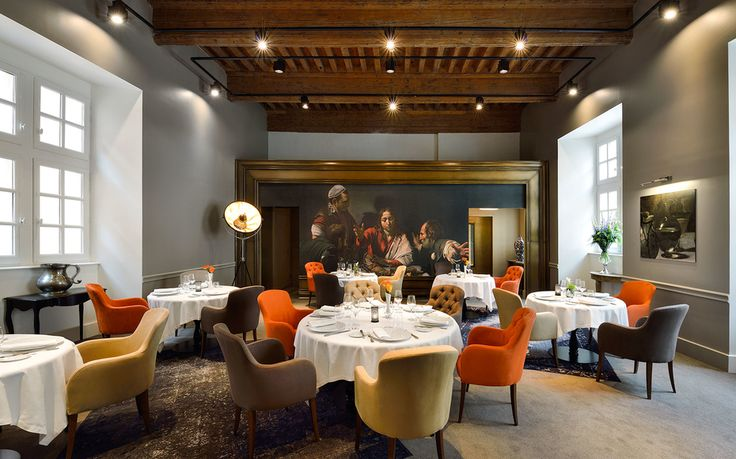 Dine like a Baron in this new luxury hotel.   ➤http://www.travelandleisure.com/articles/la-cour-des-consoles-hotel-spa-toulouse?xid=soc_socialflow_googleplus_tl&utm_content=buffer9060c&utm_medium=social&utm_source=pinterest.com&utm_campaign=buffer  #Toulouse #luxury #hotel #travel