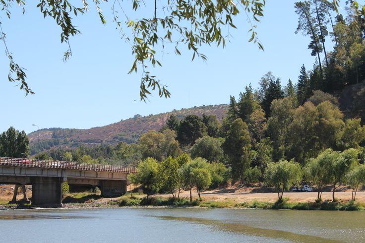 #Talca #CiudadTrueno #VIIRegion #RegionDelMaule #RioClaro #summer #river