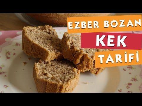 Ezber Bozan Kek (Kabaran Bayatlamayan) Videosu - Nefis Yemek Tarifleri
