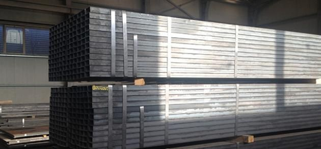 Teava patrata si rectangulara | Duna-steel.ro