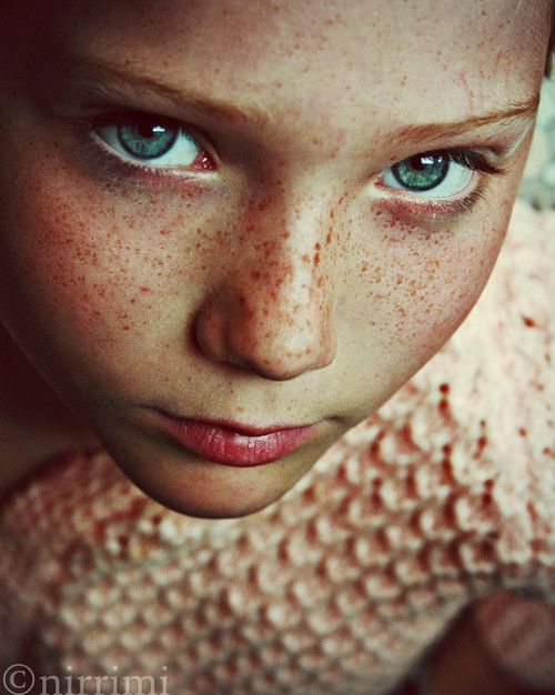 Green green eyes and freckles: Photos, Inspiration, Faces, Natural Beautiful, Photography Portraits, Children, Freckles, Green Eye, People