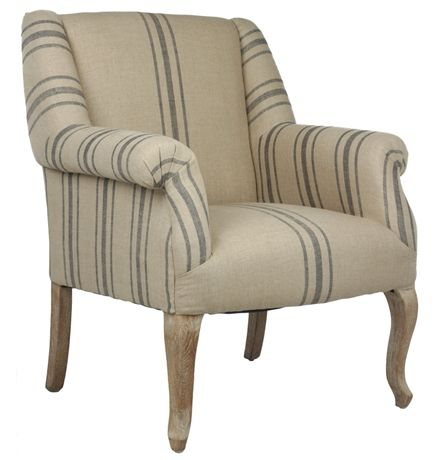Alana French Provincial Armchair  main image