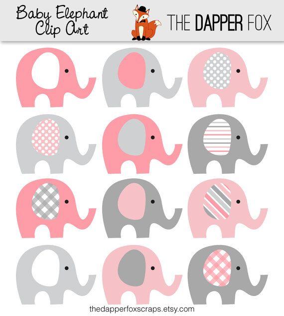 Baby Clip Art Girly