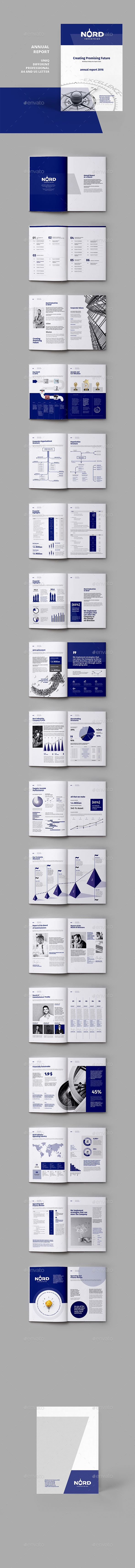 Report — InDesign INDD #indesign #creative • Download ➝ https://graphicriver.net/item/report/19170290?ref=pxcr